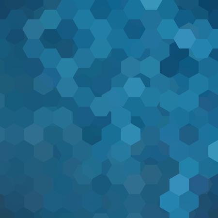 Abstract hexagons vector background. 일러스트
