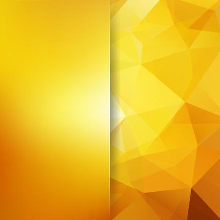 Geometric polygon pattern design Illustration