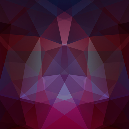 Abstract geometric style purple background. Vector illustration Illustration