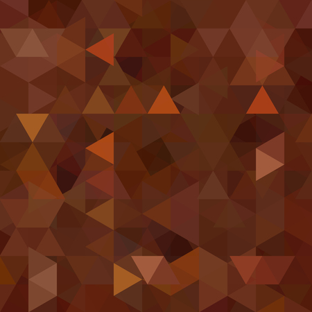 Abstract geometric style brown background. Brown ' business background Vector illustration