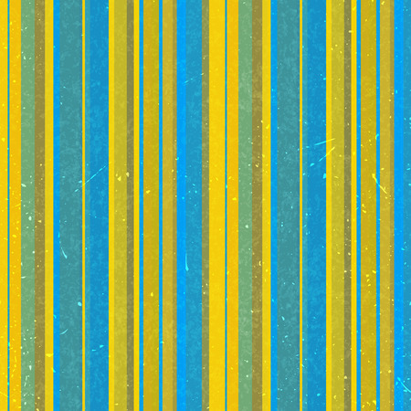 Vertical stripes pattern, seamless texture background. Ideal for printing onto fabric and paper or decoration. Yellow, blue colors.