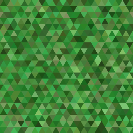 Green seamless vector background. Can be used in cover design, book design, website background. Vector illustration Illustration