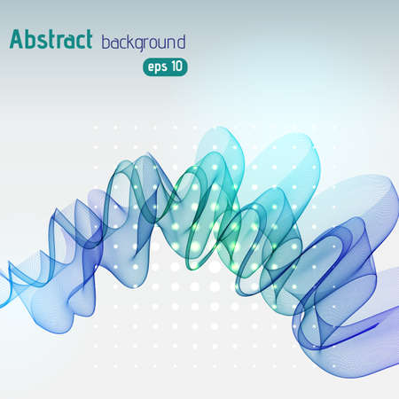 Abstract template background illustration.