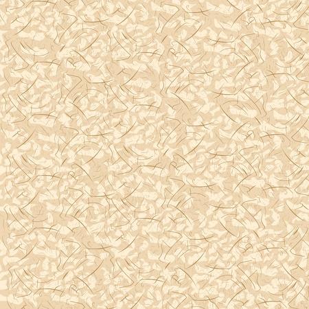 tejido: Vector de la textura de papel de arroz. Vectores