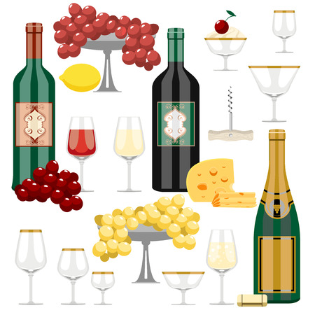 4,224 Wine And Cheese Stock Illustrations, Cliparts And Royalty ...