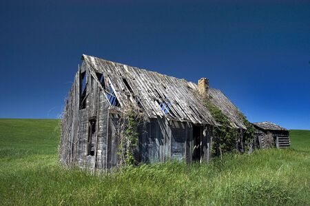 ghost town: American ghost town