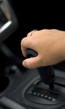 overdrive: Girl driving