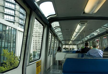 monorail: Seattle monorail