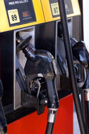 octane: Gas pump