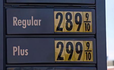 dependency: Gas station display