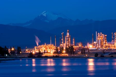 greenpeace: Anacortes oil refinery