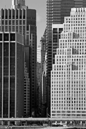 a window on the world: Corporate New York, around Wall street