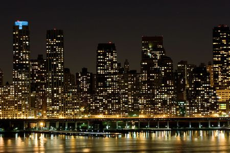 Manhattans East side living photo