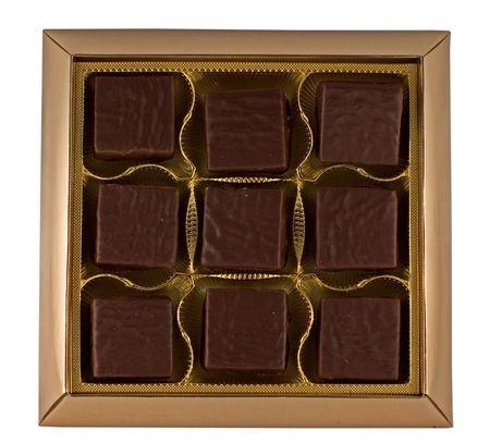 indulgere: Box di cioccolato