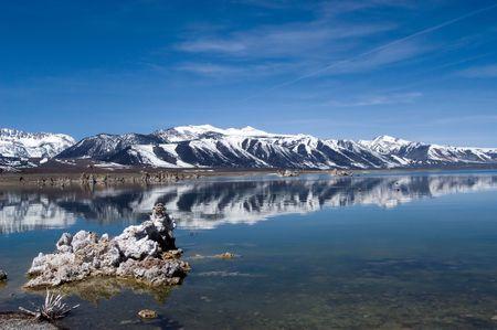 Mono Lake, California Stock Photo