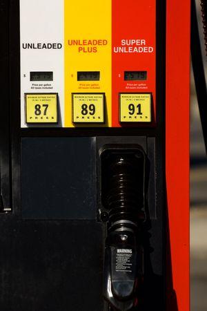 octane: American gas pump