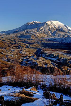 Mount St. Helen National monument