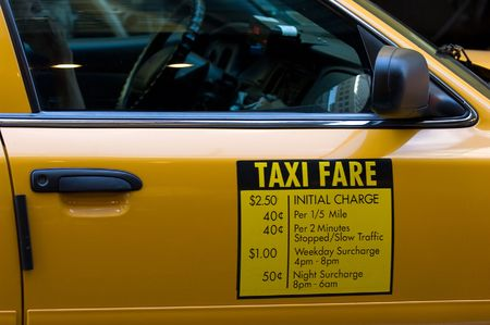 fare: Taxi Fare, New York city