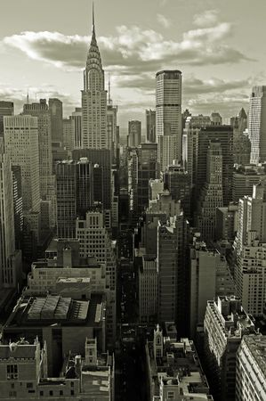 Midtown Manhattan, New York City, USA Stock Photo - 482590