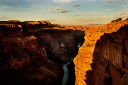 toroweap: Toroweap Point in Grand Canyon national park, USA