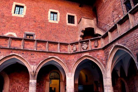 collegium: Medieval Jagiellonian University, Collegium Maius, Krakow, Poland