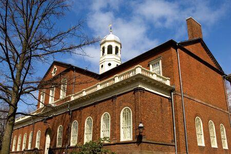 Harvard University campus in Cambridge, Massachussets Stock Photo - 2887116