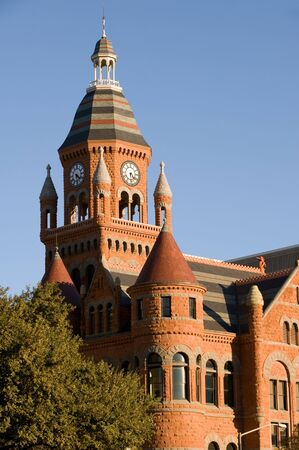 dallas: Old Red Museum (former courthouse) in Dallas, TX