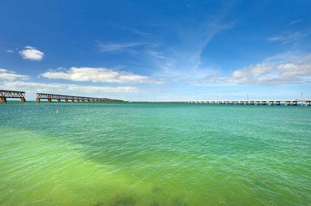 onbepaalde: Bahia Honda State Park in Lower Keys, Florida