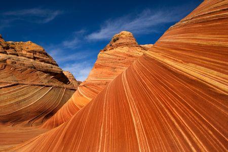 southwest usa: Red rocks of Pariah canyon in Utah, Southwest USA