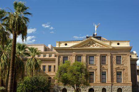 state of arizona: State Capitol in Phoenix, capital of Arizona state, USA