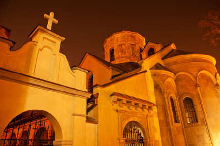 The Armenian Cathedral of the Assumption of Mary in Lviv, Ukraine photo