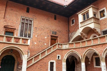 collegium: Collegium Maius in Jagiellonian University,  Krakow