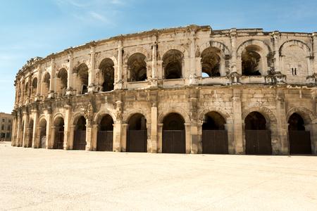 니 메스 경기장, 니 메스시 Occiquier 지역, 프랑스의 로마 제국 랜드 마크