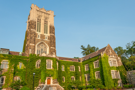 Alumni Memorial Building of Lehigh University, Pennsylvania, USA 版權商用圖片 - 118061213