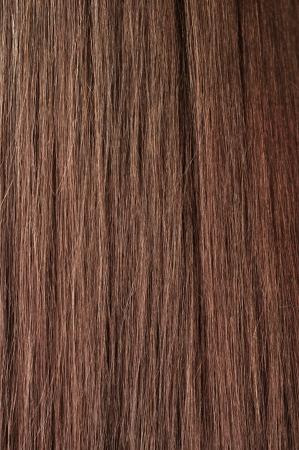 beautiful shiny brunette hair texture photo