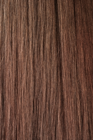 flaxen: beautiful shiny brunette hair texture