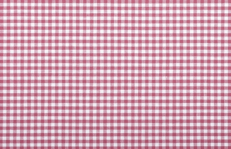 red checkered fabric closeup , tablecloth texture Stock Photo - 18093884