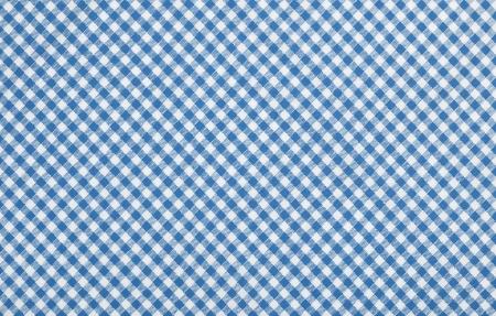 tea towel: blue checkered fabric closeup , tablecloth texture