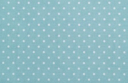 polka dot fabric: blu polka dot tessuto di primo piano. Pu� utilizzare come sfondo
