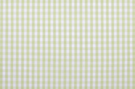 light green checkered fabric closeup , tablecloth texture Stock Photo - 20694687