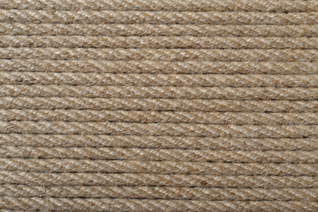 lashing: Rough rope closeup. May be used as  background