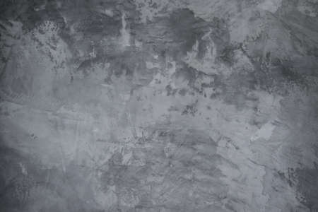 Texture of old gray concrete wall for background Foto de archivo - 154474032