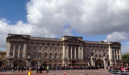 buckingham palace: Buckingham palace, London