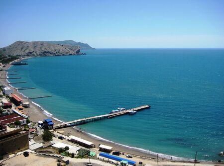 crimea: Crimea view