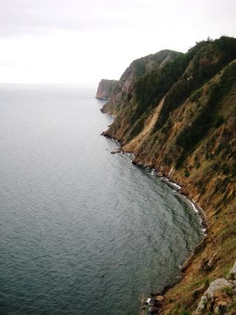 Mull: Baykal shore