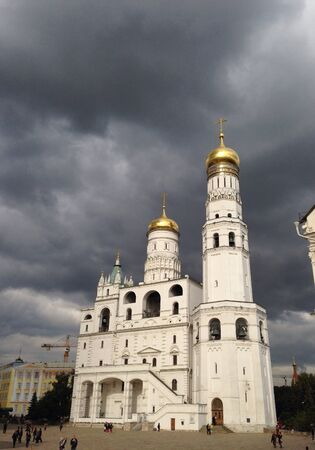 ivan: Ivan the great bell-tower complex in Moscow kremlin