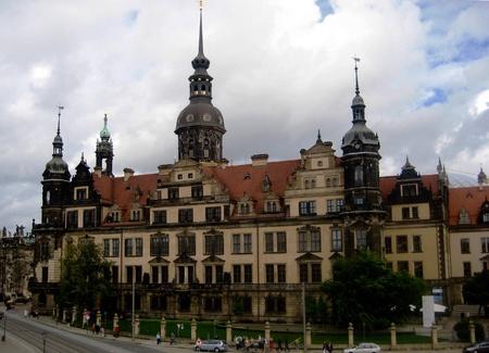 the residence: Castle residence in Dresden Dresdner residenzchloss