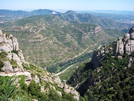 amasing: Montserrat monastery