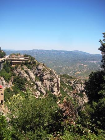 monastery: Montserrat monastery