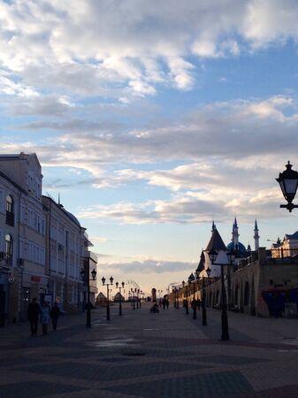 kazan: Center of Kazan, Russia